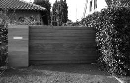 Varia: poorten, aanbouw, veranda, ...